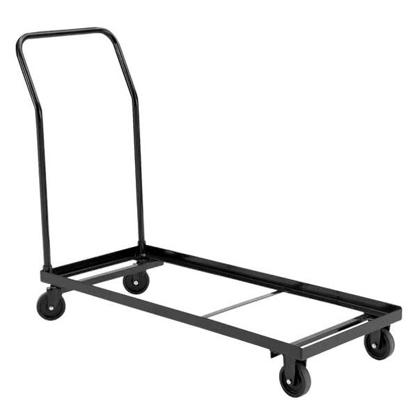 Fan Back Folding Chair Dolly By National Public Seating, Model DY-1100