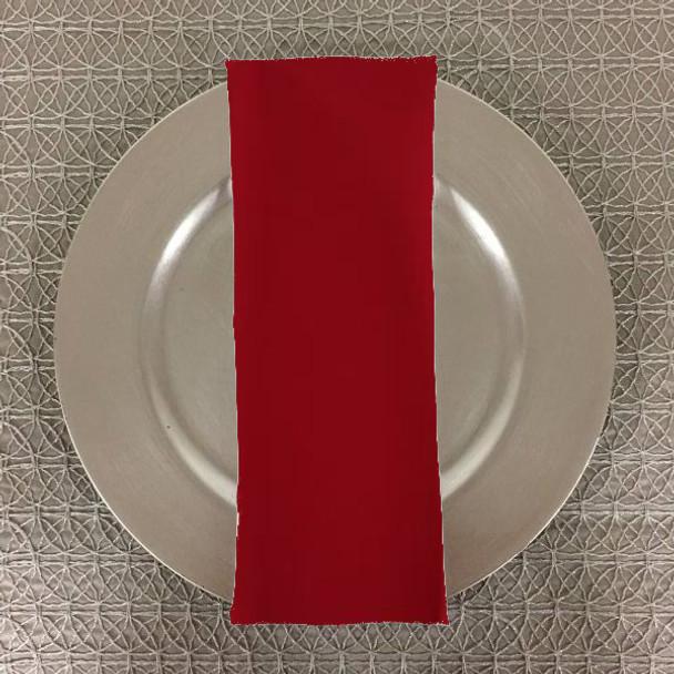 Dozen (12-pack) Spun Polyester Table Napkins