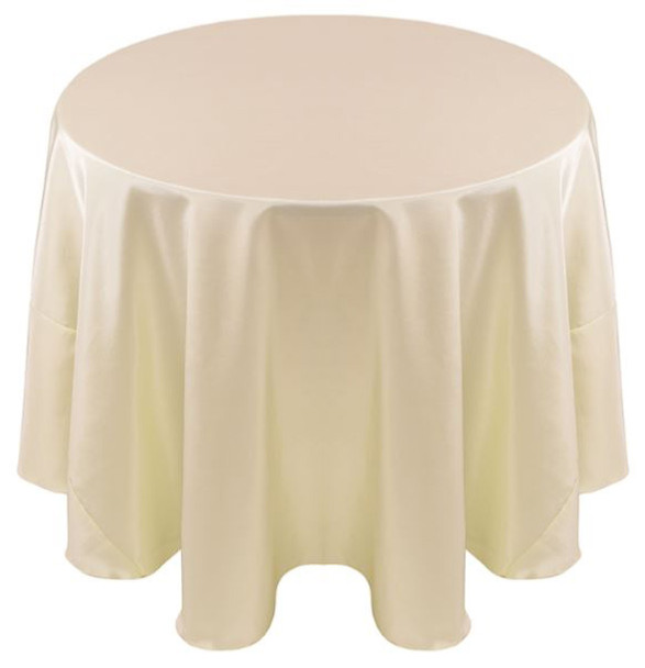 Solid Bengaline Textured Tablecloth Linen-Celadon
