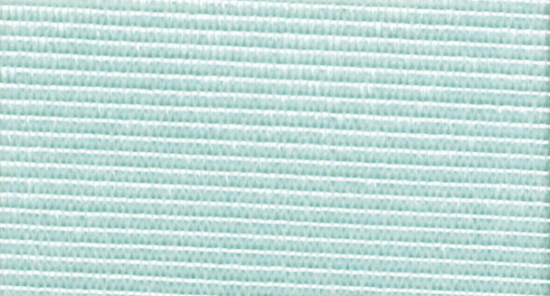 Solid Bengaline Textured Tablecloth Linen-Close Up Textured Fabric-Aqua
