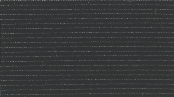 Solid Bengaline Textured Tablecloth Linen-Close Up Textured Fabric-Black