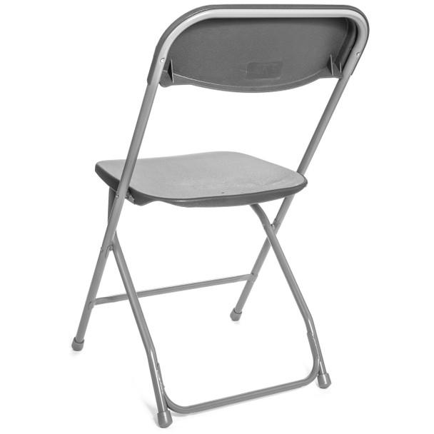 Rhino Plastic Folding Chair - 1000 lb. Capacity - Rental Style