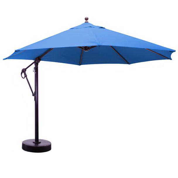 Galtech 11-ft. Aluminum Cantilever Umbrella, Model 887 (GA887)
