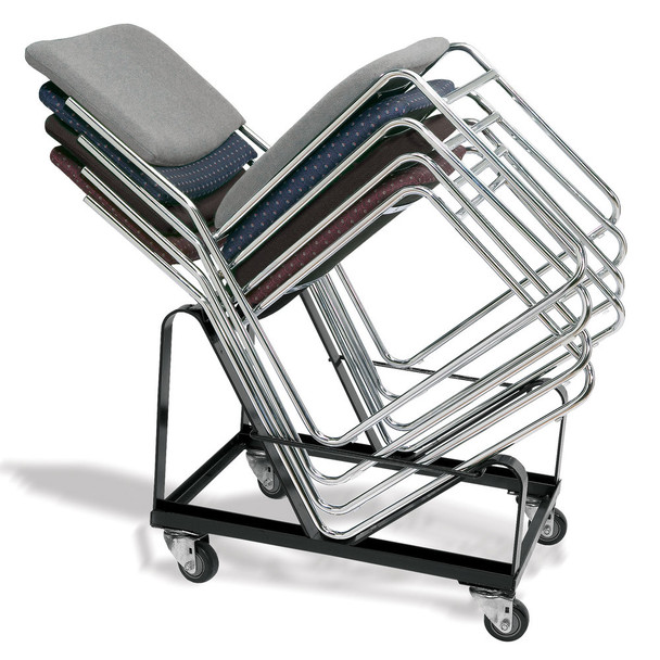 Stacking Chair Dolly For NPS 8600 Series Stack Chairs - 20 Chair Capacity (NP-DY-86) - Free Shipping
