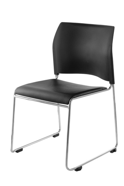 Cafetorium Stack Chair By National Public Seating, 8700 Series
