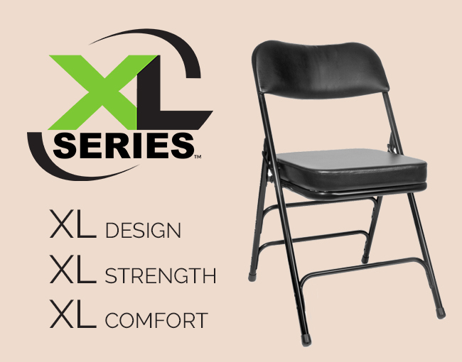 XL Series Card Tables