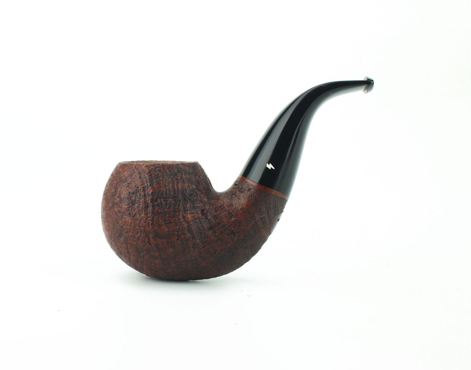 MS09BB BT - Moonshine Cannonball - Leather Blast w/ Black Tapered Stem
