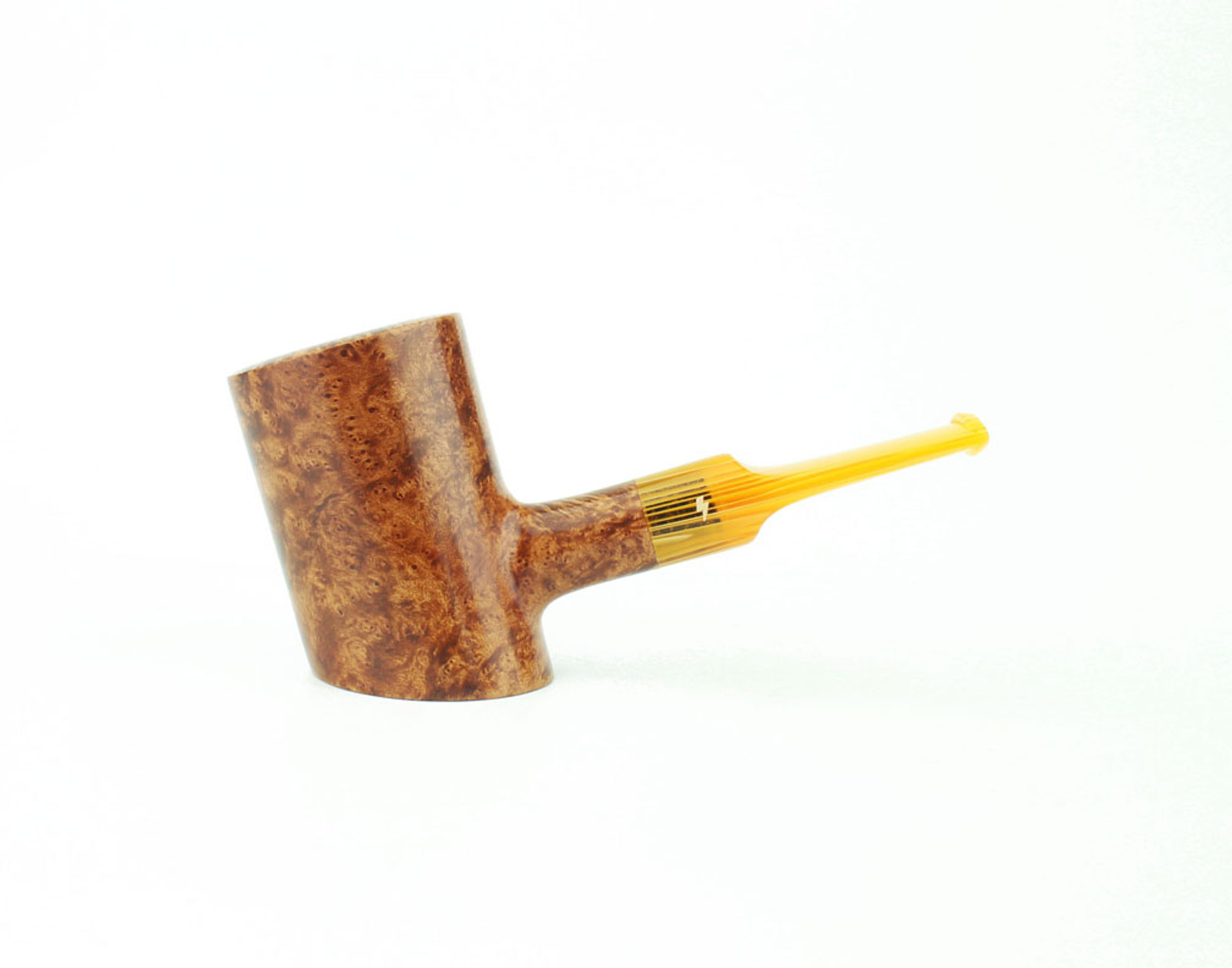 MS06LS A - Moonshine Stoker - Light Contrast Smooth w/ Amber Stem