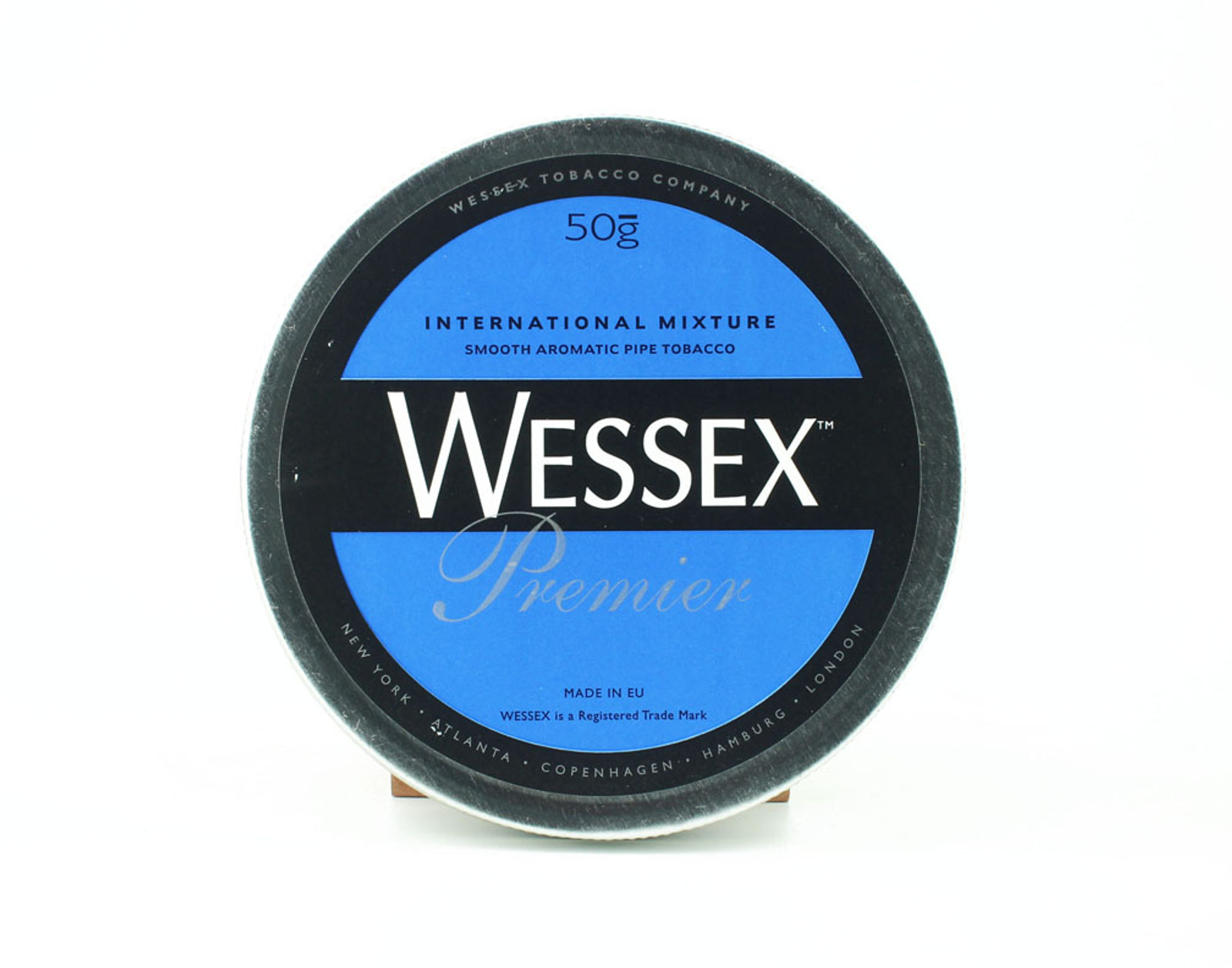 Wessex Premier Blue International Mixture (50g tin)