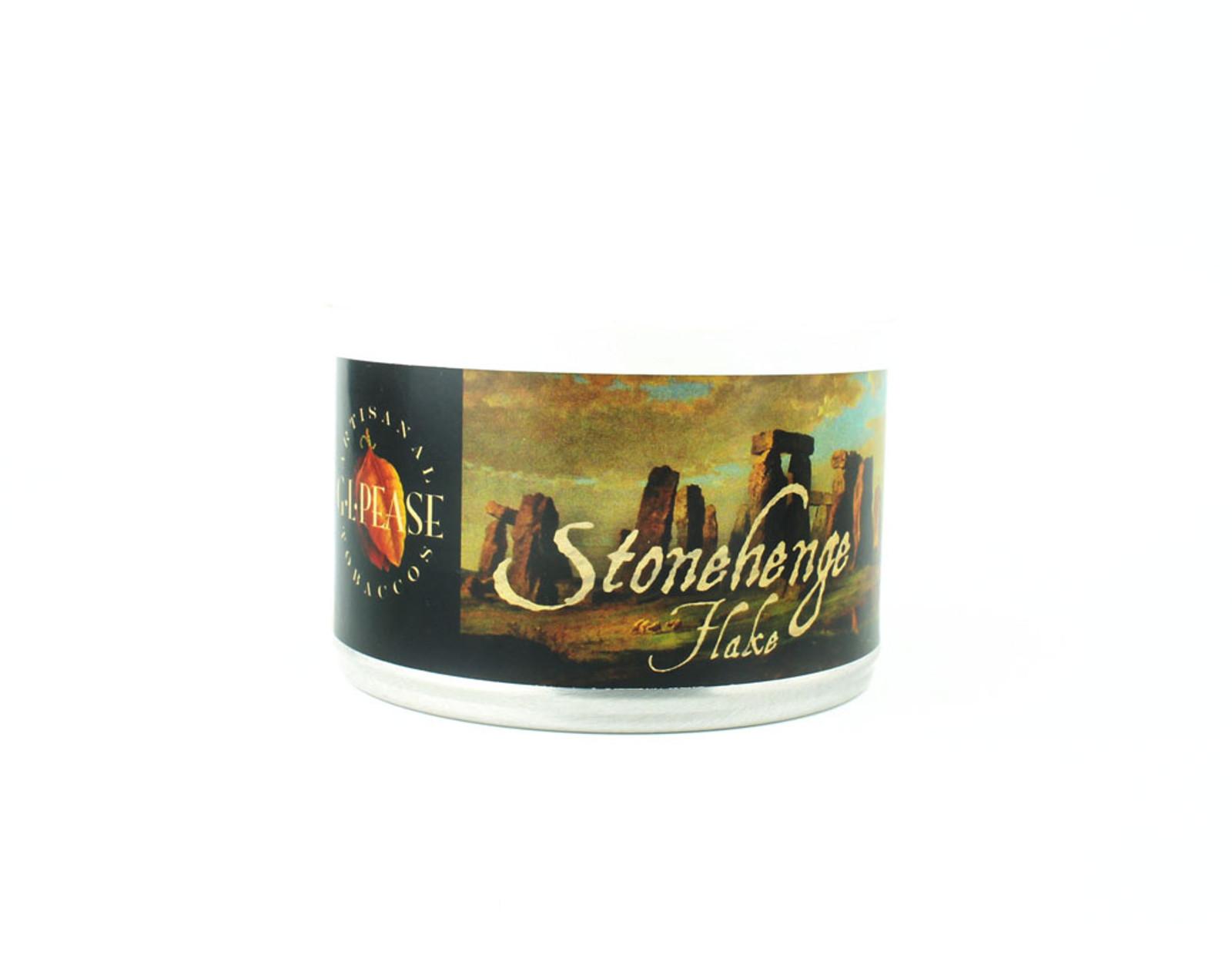 G.L. Pease Stonehenge Flake - 2 oz tin
