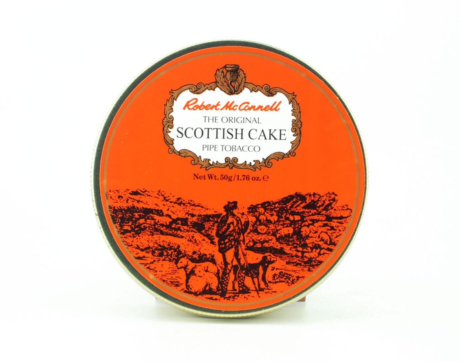Robert McConnell Scottish Cake (50g tin)