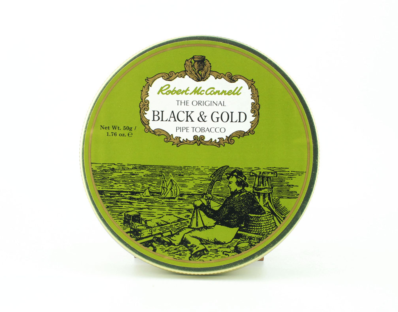 Robert McConnell Black & Gold (50g tin)