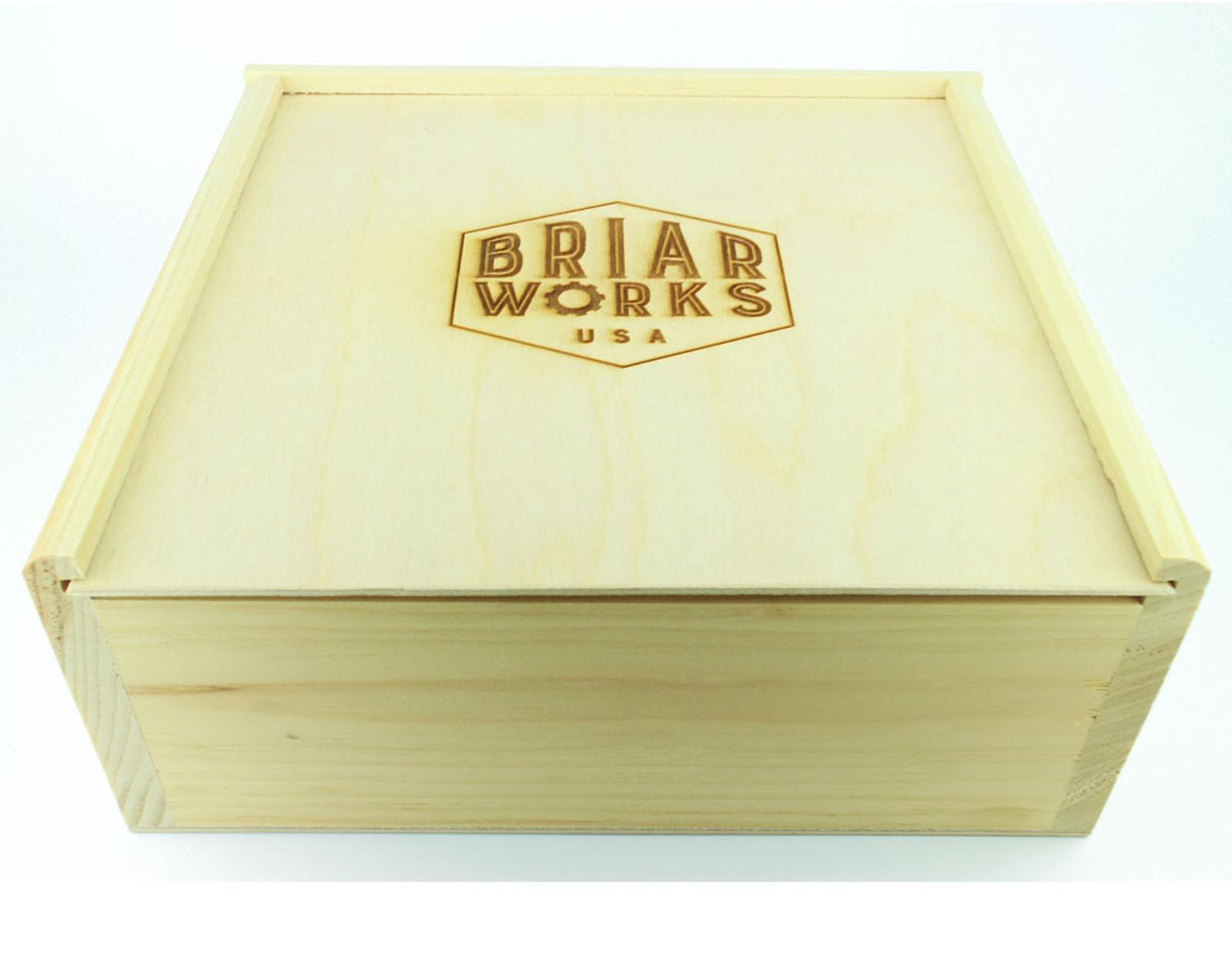 BriarWorks Peach Cobbler Gift Box