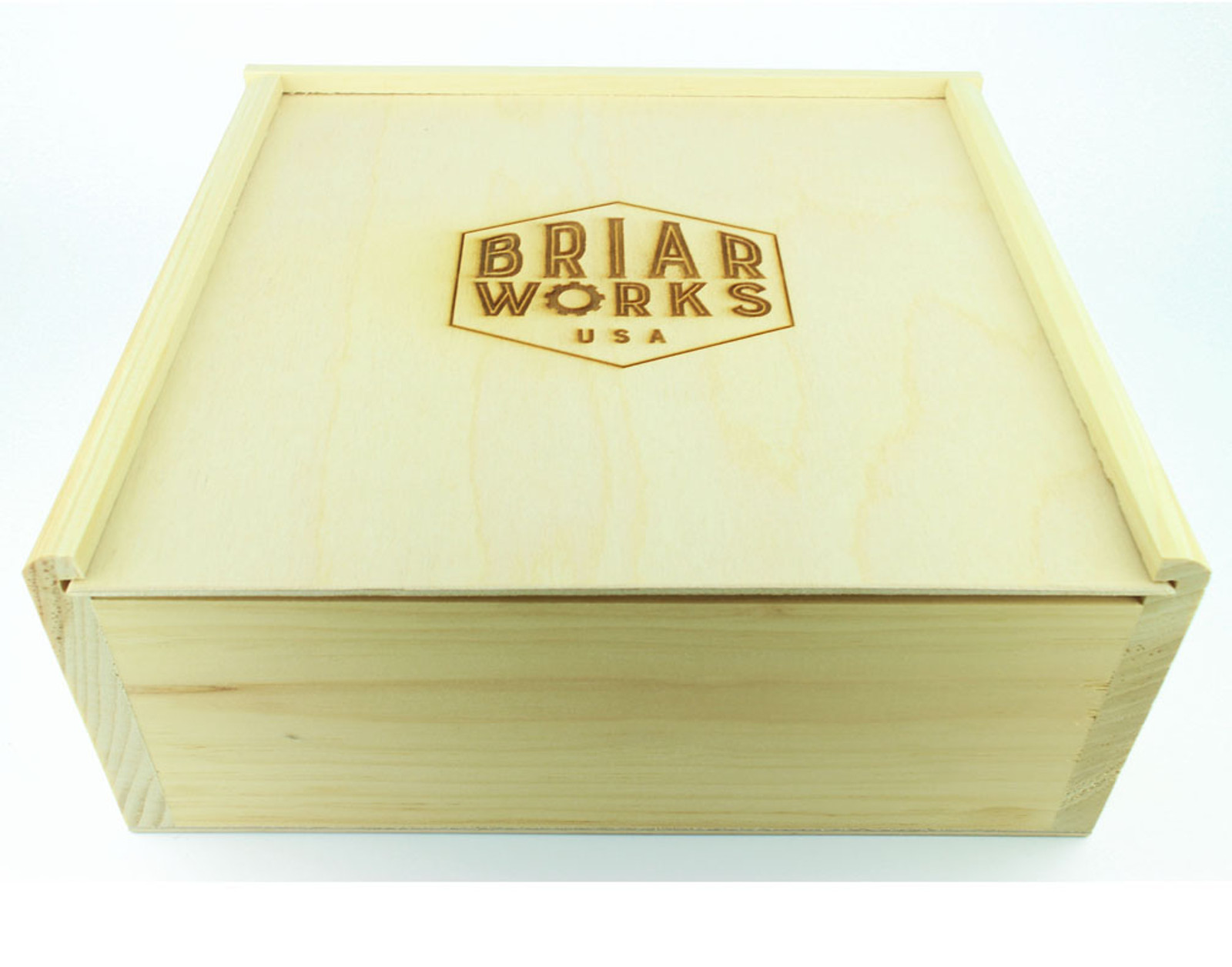 BriarWorks Bacon Old Fashioned Gift Box