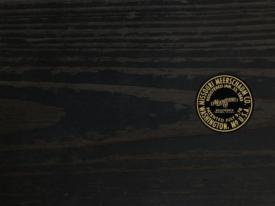 Missouri Meerschaum / Moonshine Stoker Cob