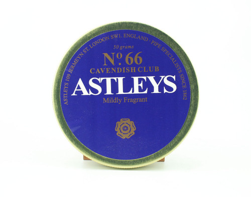 Astleys No. 66 Cavendish Club (50g tin)