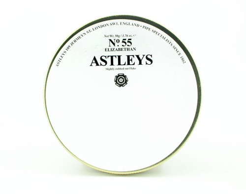 Astleys No. 55 Elizabethan (50g tin)