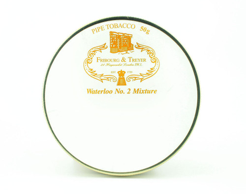 Fribourg & Treyer Waterloo #2 (50g tin)