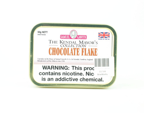 Samuel Gawith Chocolate Flake (50g tin)
