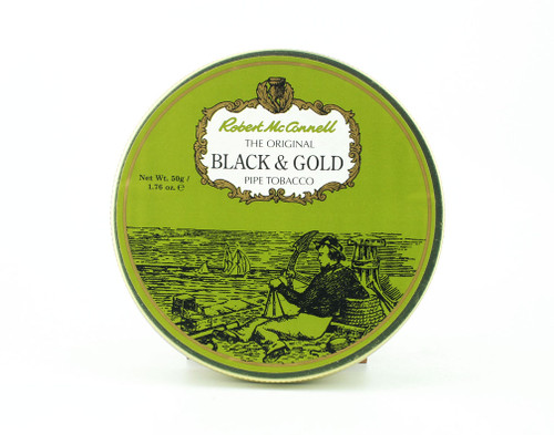 Robert McConnell Black & Gold (50g tin)