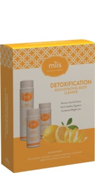 Detoxification Rejuvenating Body Cleanse