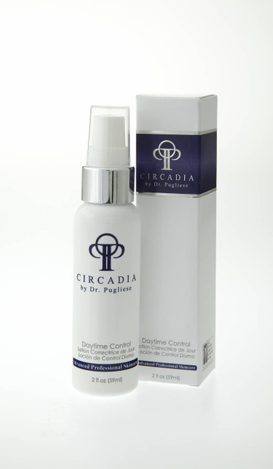 Daytime control facial lotion