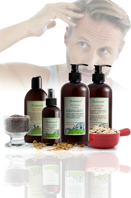 Just Nutritive Men's Hair Loss Kit