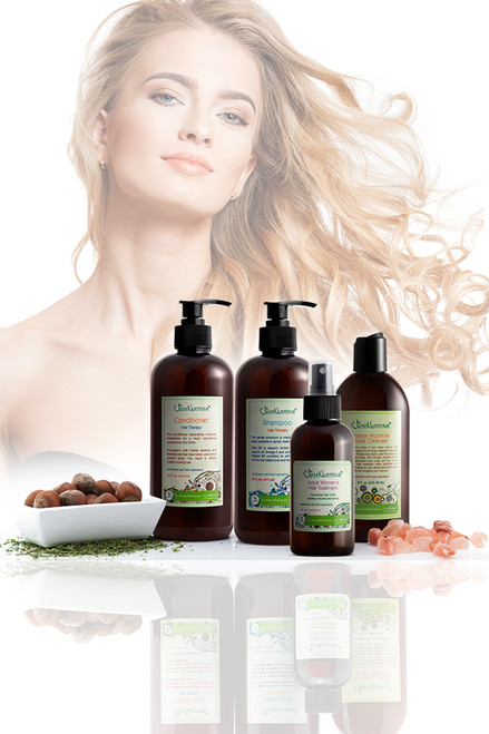 Just Nutritive Womens loss Hair Kit