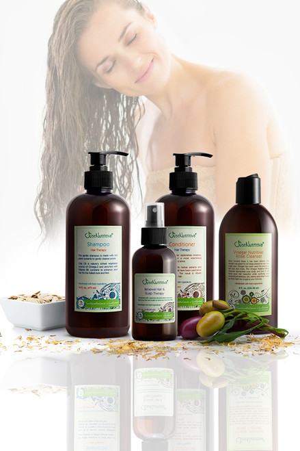 Alopecia Renewal Hair and Scalp Nutrition Kit
