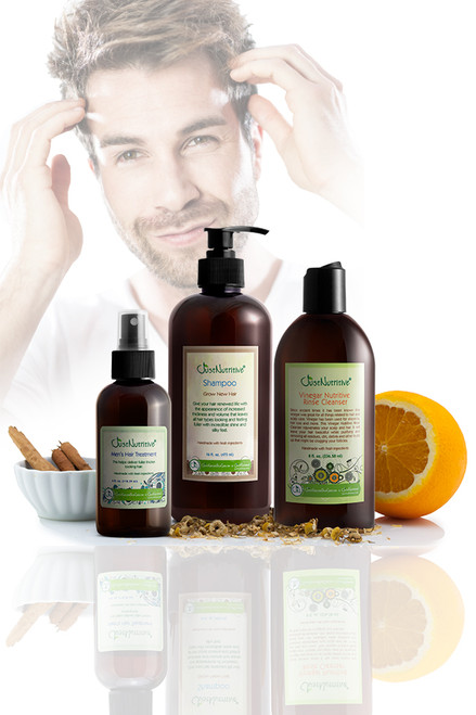 Just Nutritive Men's Grow New Hair Kit