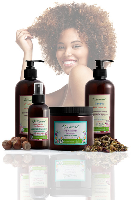 Just NutritiveAfrican American Hair Kit