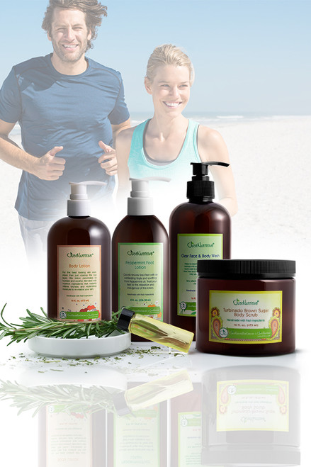 Just NUtritive Active Lifestyle Kit - Acne Skin Care