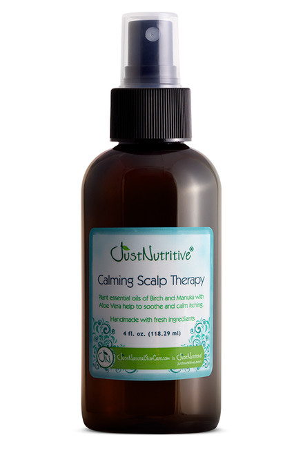 Just Nutritive Itchy Scalp Calming Scalp Therapy