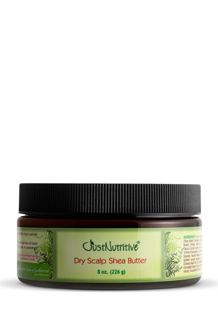 Just Nutritive Dry Scalp Shea Butter