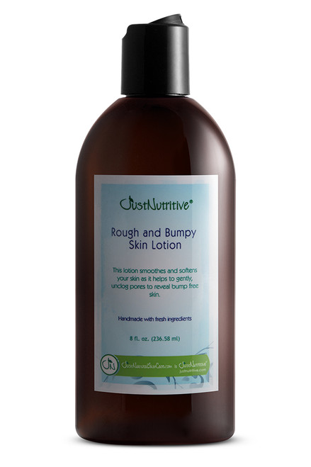 Just Nutritive Rough and Bumpy Skin Lotion - Formula smooths and softens your skin