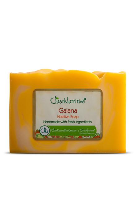 Just Nutritive Gaiana Nutritive Soap - Tanning healthy soap enhancer