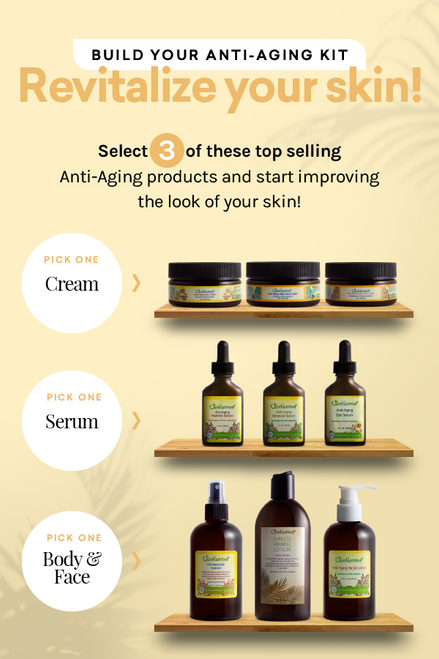 Just Nutritive Build Your Anti-Aging Kit - Image