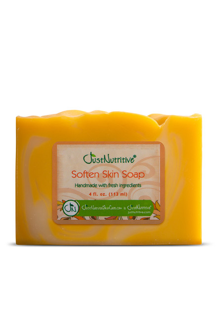 Just Nutritive Psoriasis Soften Skin Soap