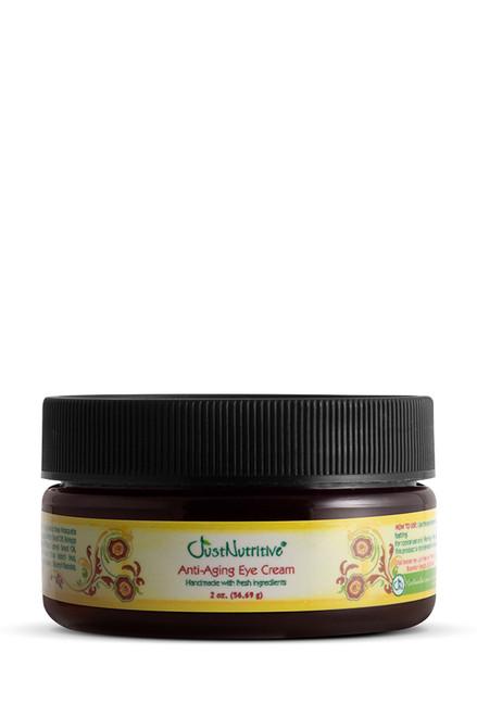 Just Nutritive Anti Aging Eye Cream - Nutrient Rich Eye Cream