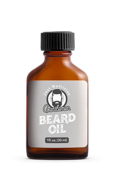 Just Nutritive Beard Oil