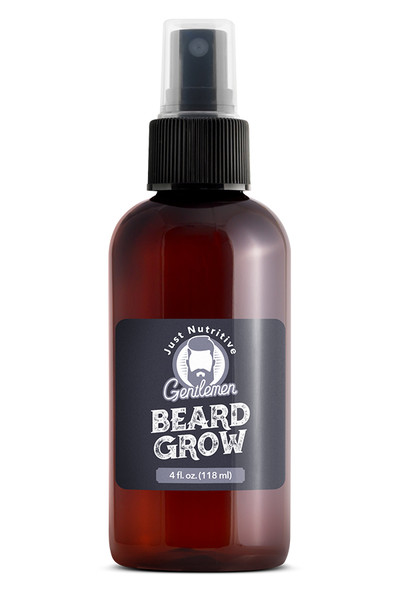 Just Nutritive Beard Grow