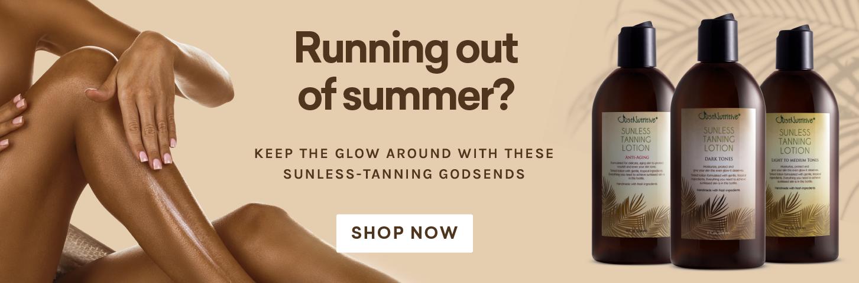 Sunless Tanning Kit