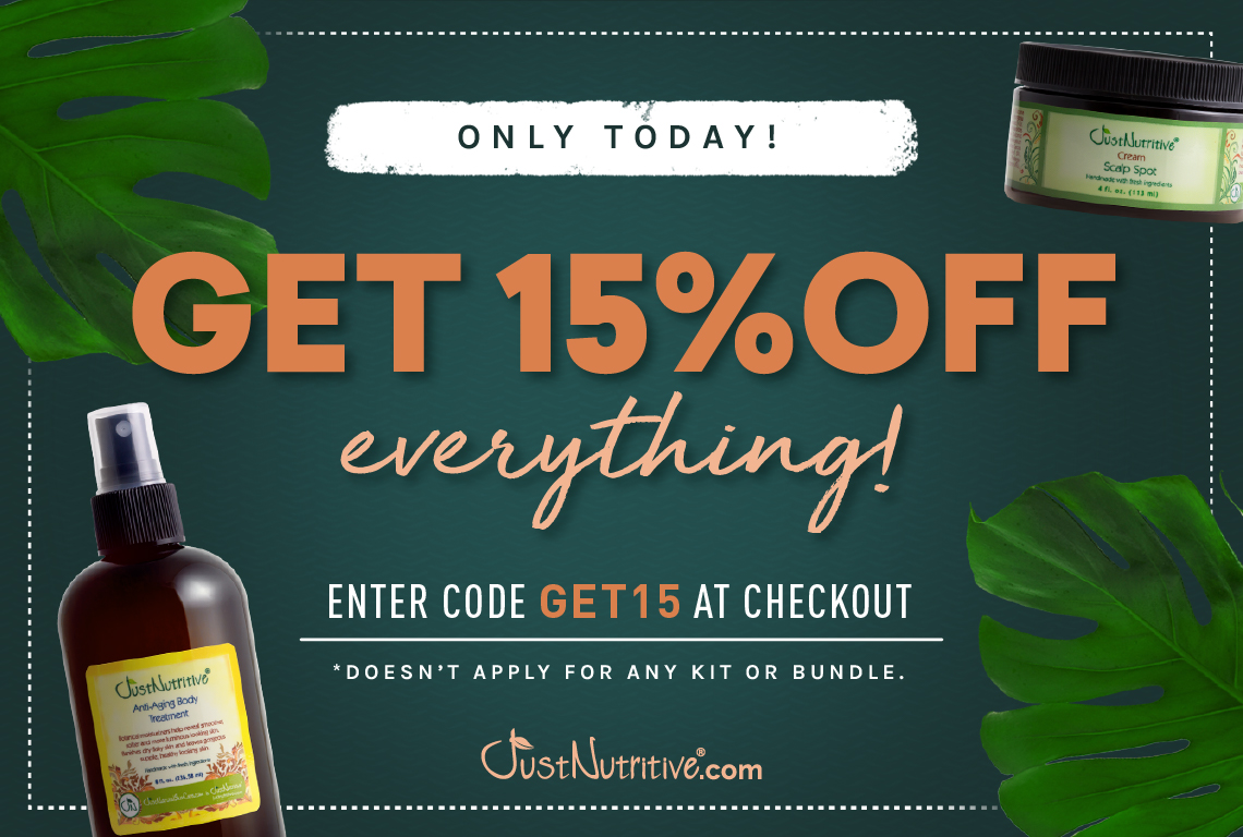 Coupon 15% Off - Just Today