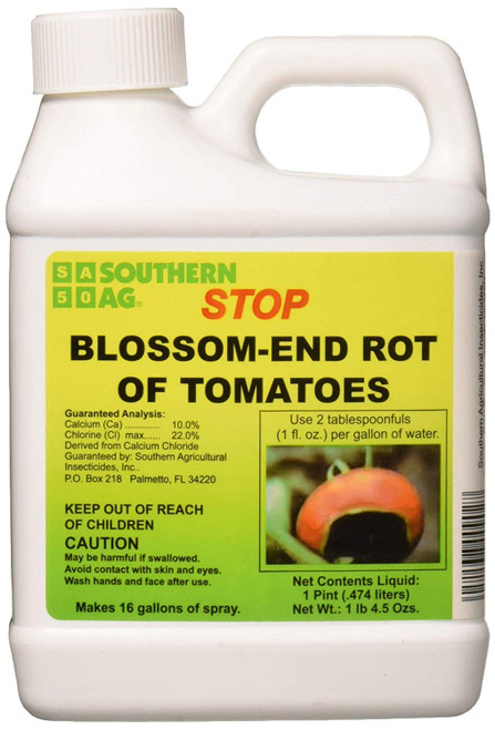 Stop Blossom End Rot