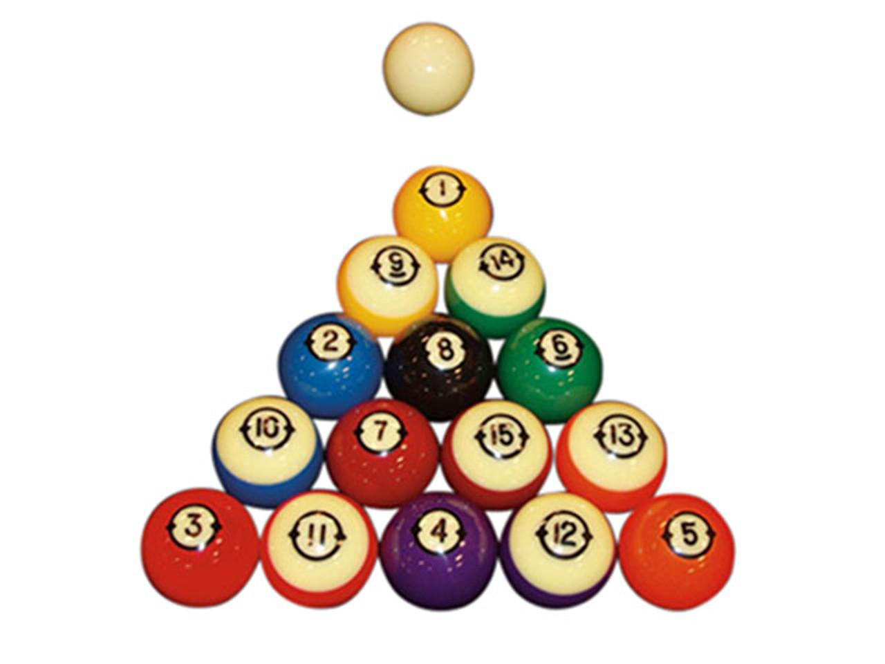 Merveilleux Renaissance Billiard Balls