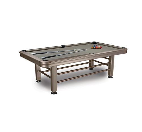 Outdoor Pool Table 8'