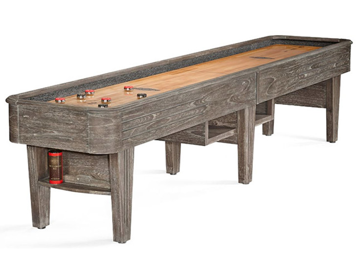 Andover II Shuffleboard Driftwood