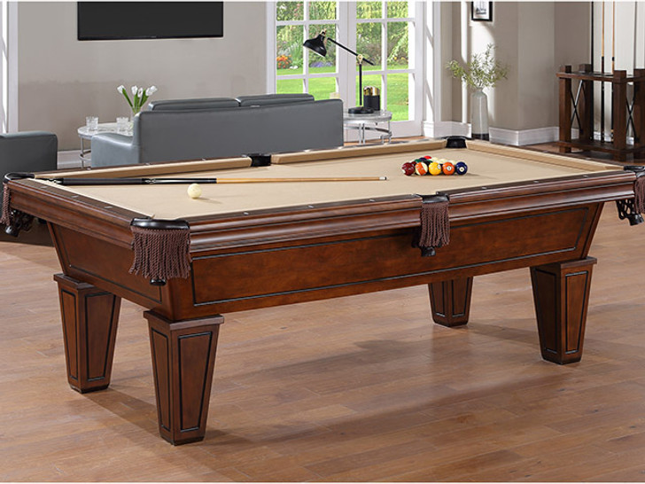 Baxter Pool Table
