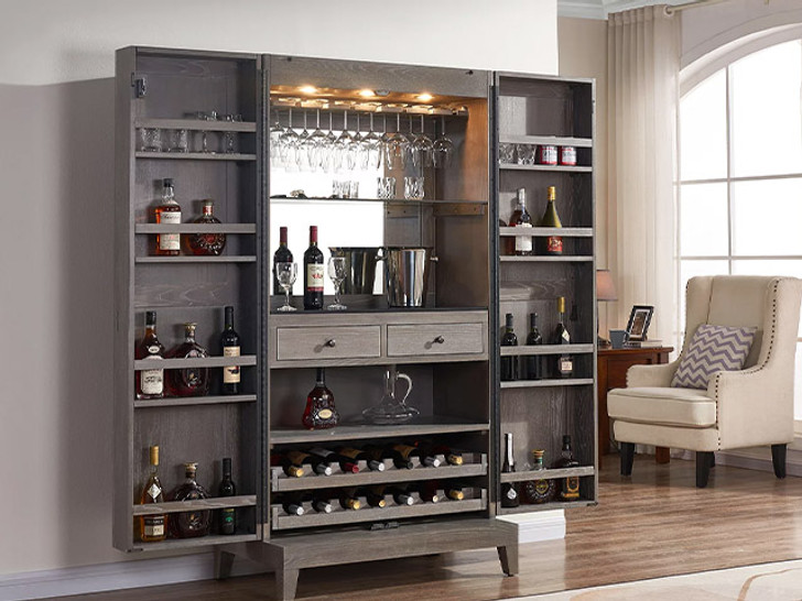 Westbrook Wine & Spirit Cabinet