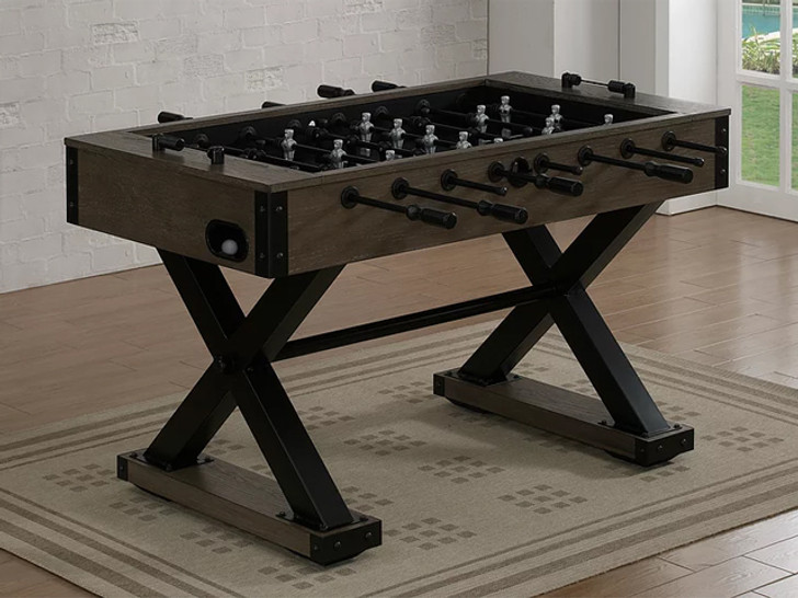 Element Foosball Table in Stone